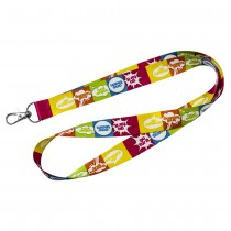 Dye Sublimated Lanyards-20